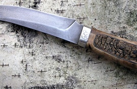 Old Russian-fashioned knife