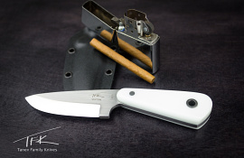 TFK-Sparrow knife D2 steel