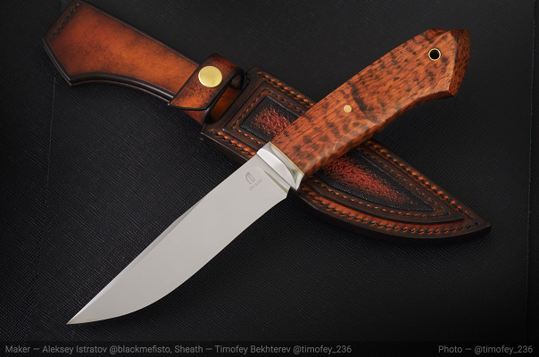 Snakewood Bowie
