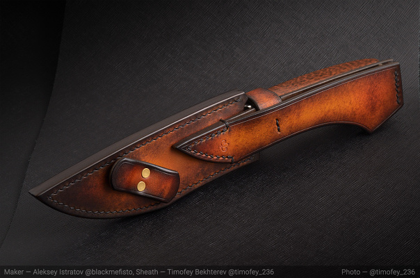 Snakewood Bowie (9/10)