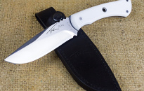 TFK-Peko (WH) knife D2 steel
