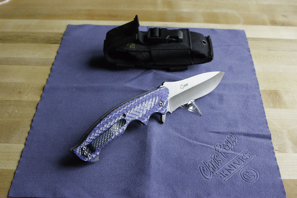 Greg Lightfoot - Full Contact Fighter Custom Knife