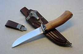 Russian hunting knife